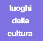 Linea programmatica 7 - luoghi della cultura