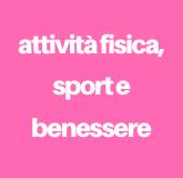 Linea programmatica 5 - Attività fisica, sport e benessere