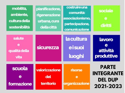 Linee programmatiche 2019-2024 Chieri