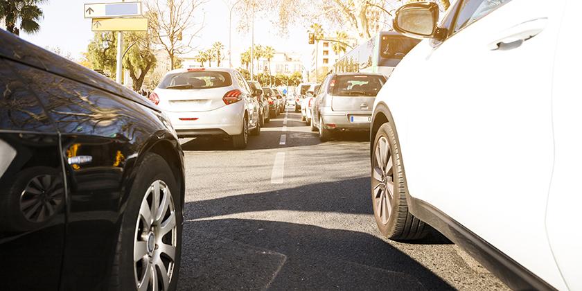 Blocchi del traffico: Misure antismog