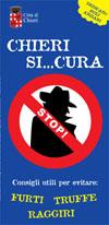 Scarica depliant CHIERI SI...CURA (1.39 MB)