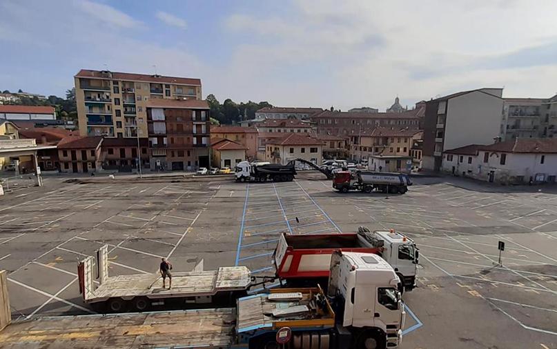 Piazza Dante - Parcheggi
